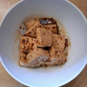マスタードを使うフランスの豆腐レシピ3