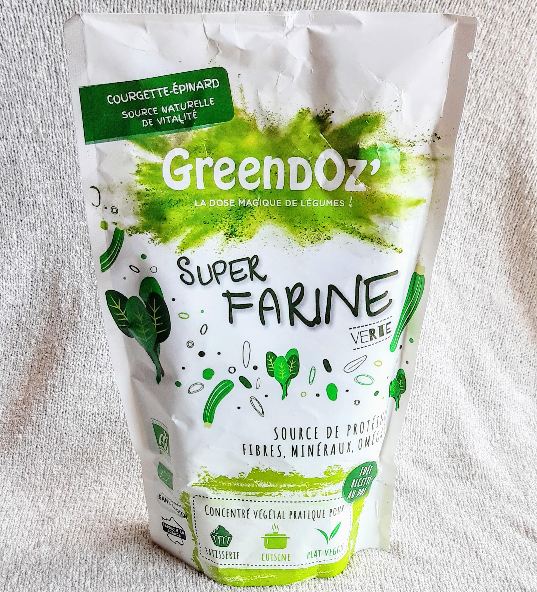 フランスの野菜不足を補う小麦粉