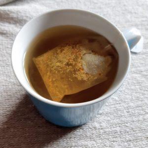 イギリスのオーガニックのハーブティー・琥珀色のpukka3
